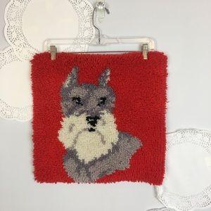 Vintage Scottish Terrier Wall Decor Dog Kitsch